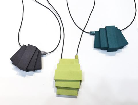 3D Printed Fusion Jewellery