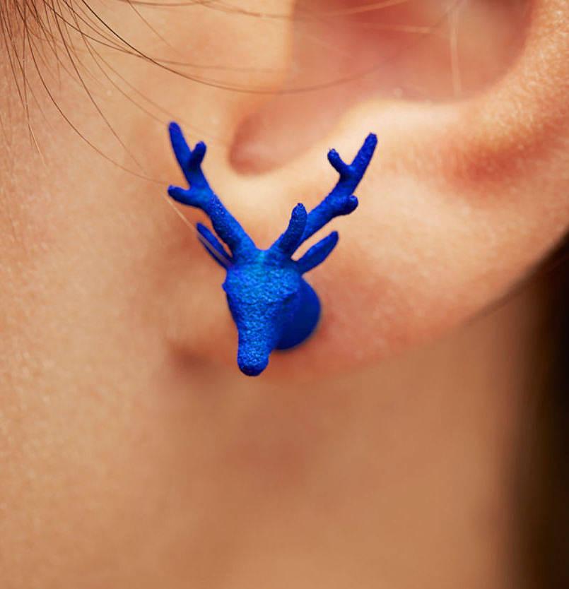 3D Printed Deer