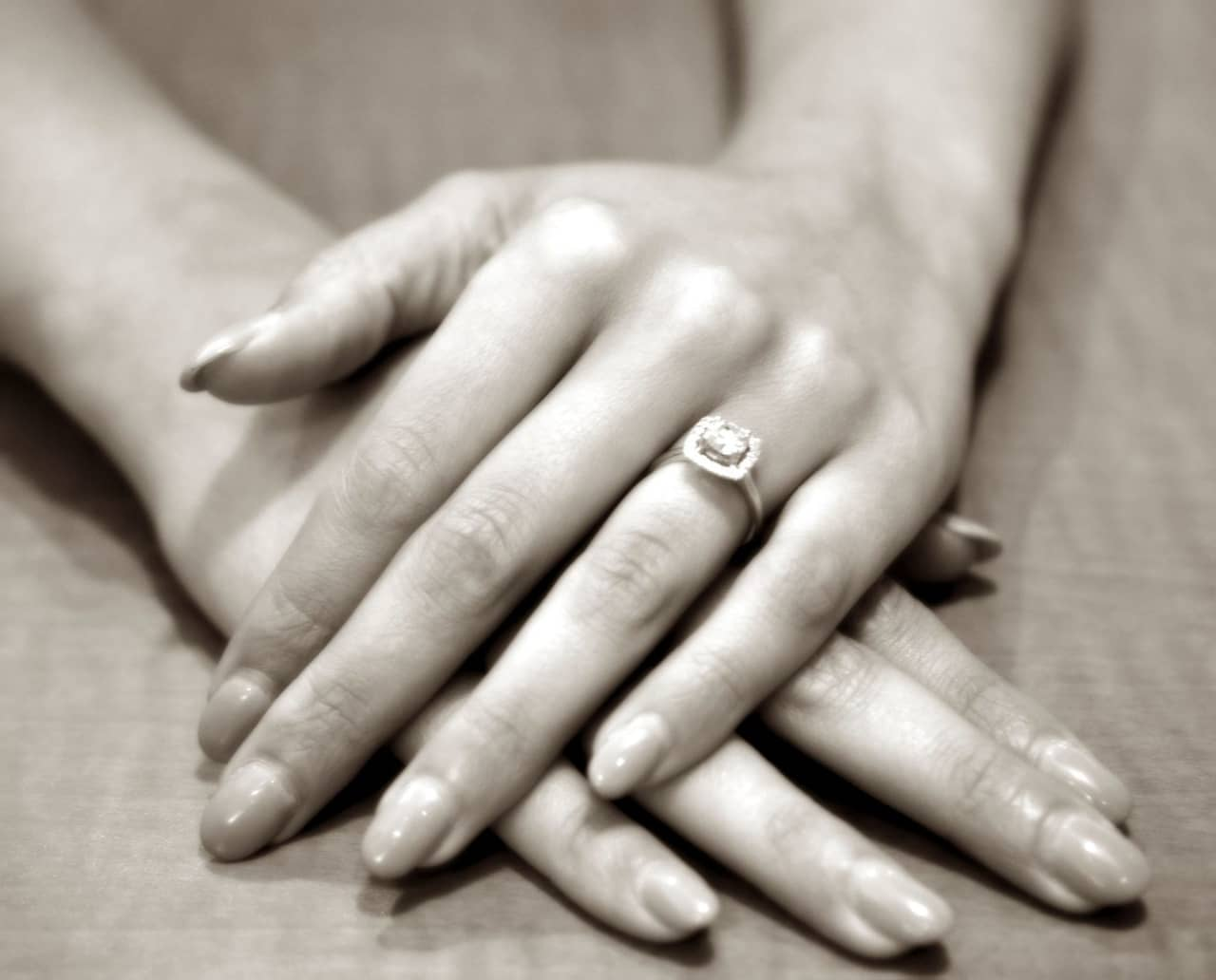 Choosing An Engagement Ring For Your Hand Shape