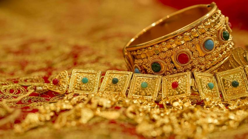 Image result for golden jewellery trend