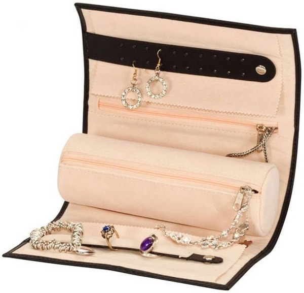Travel Jewellery rolls