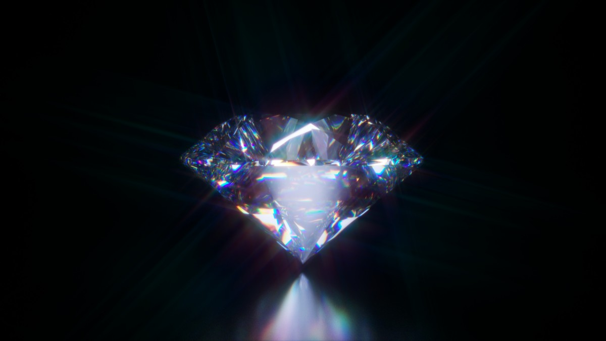 Diamond Sparkle Test