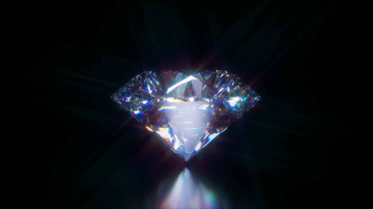 Diamond Sparkle Test