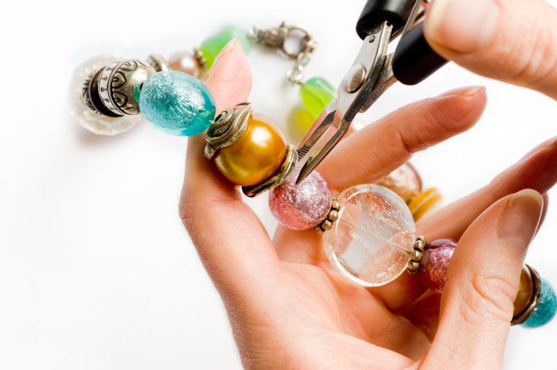 Maintain a schedule for your DIY jewellery projects