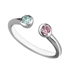 His and her birthstones