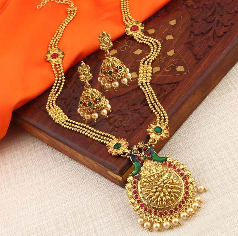 Image result for Some Indian Jewelry Pieces You Can Wear Daily