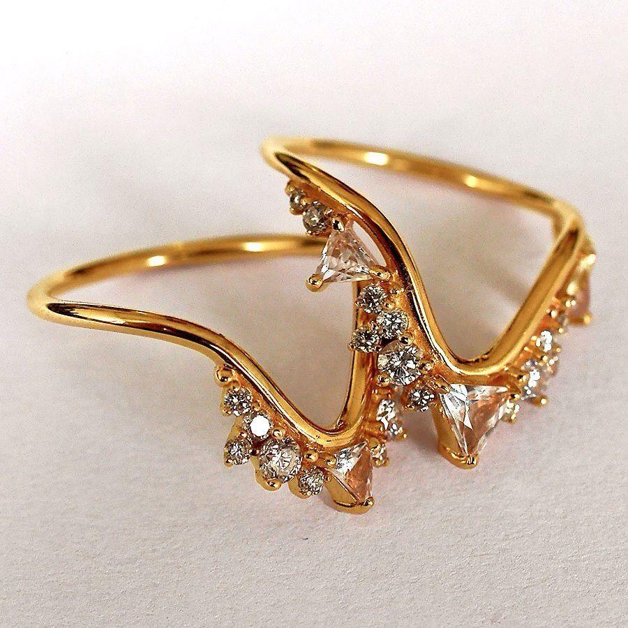Modern Vanki rings