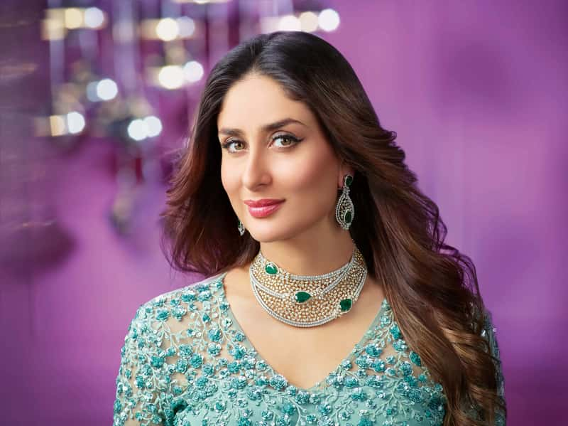 Kareena Kapoor for Malabar Gold & Diamonds