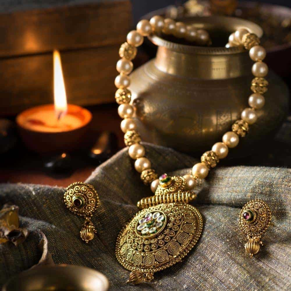 Everything You Need To Know About South Indian Jewellery