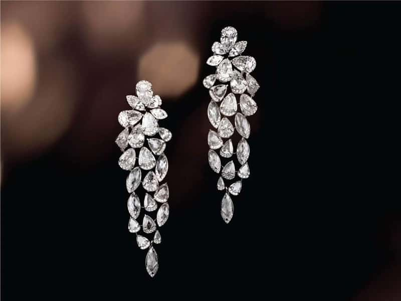 Diamond Earrings for Aries