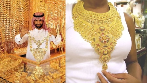 Dubai Gold Designs