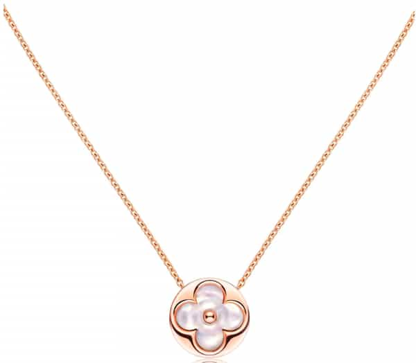 Louis Vuitton Blossom Necklace