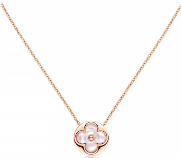 Louis Vuitton Blossom Necklace