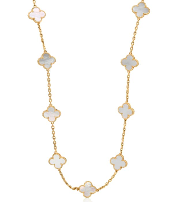 Alhambra Long Necklace