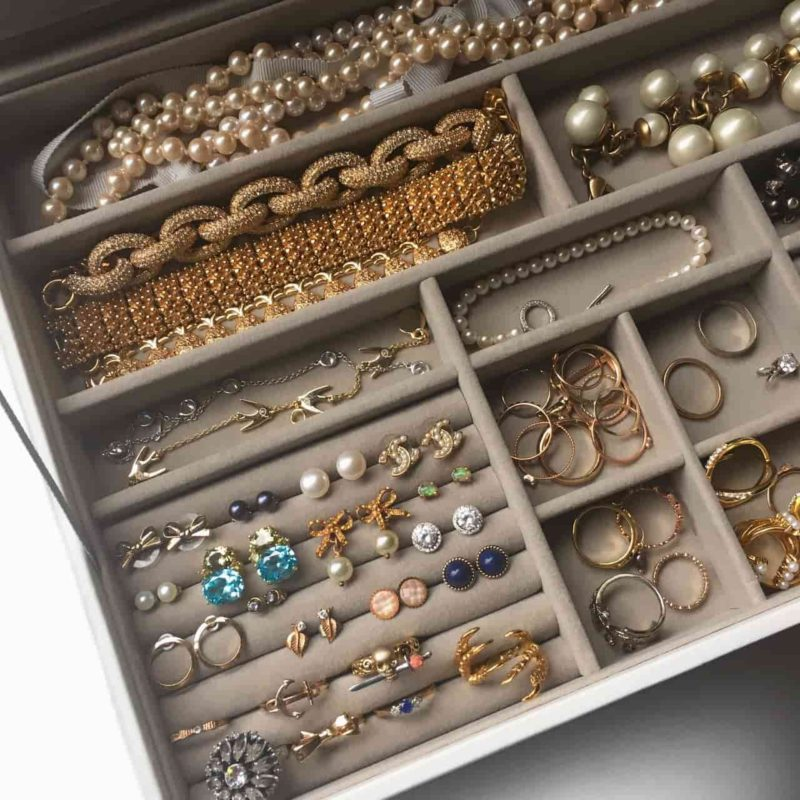 How To Store Jewellery At Home