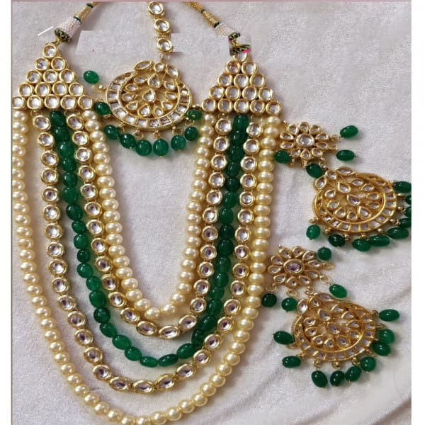 92313da4954 Everything You Need To Know About Kundan Jewellery - Complete Guide ...