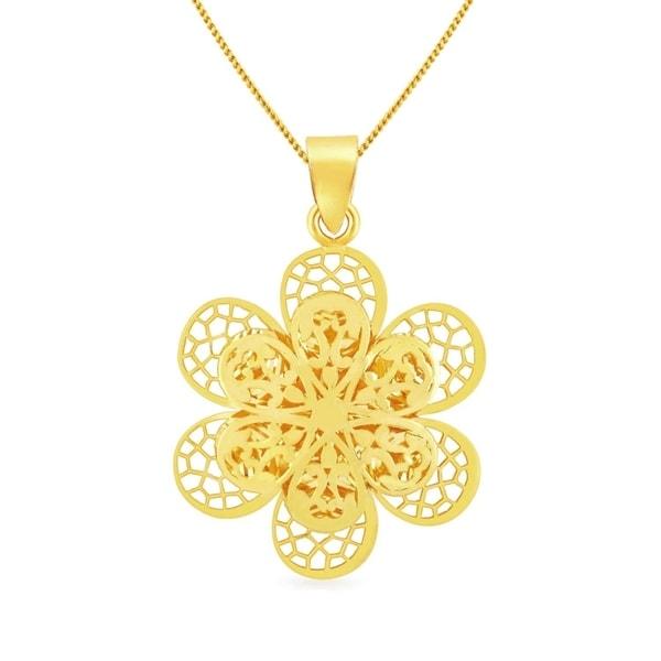 Malabar Gold Pendant