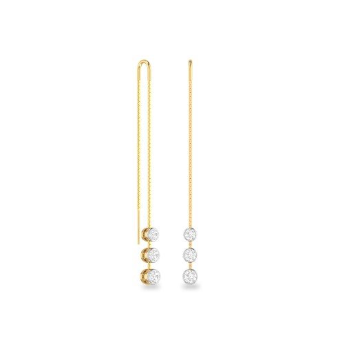 The Dimaia Diamond Earrings
