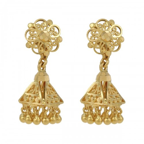 The Ichabod Gold Earrings