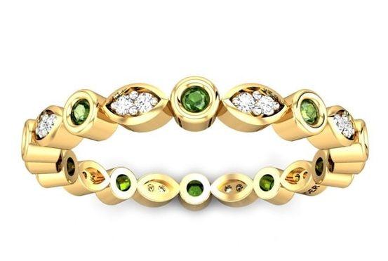Angarika Tourmaline Ring