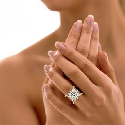 Chamomile Flower Ring