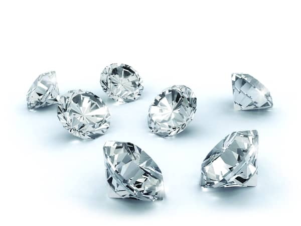 Treated Or Enhanced Diamonds