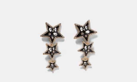 Zara Star Earrings