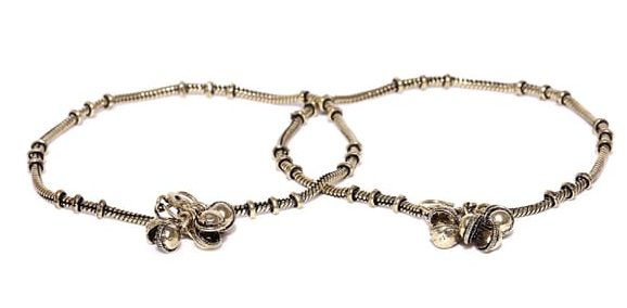 Antique anklet