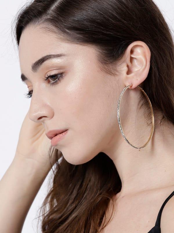 Handcrafted Hoop Earrings