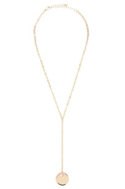 dic pendant necklace