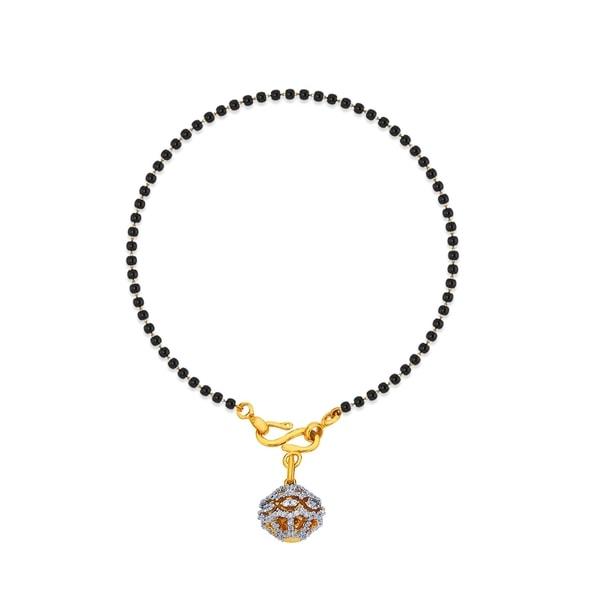 PNG Round Mangalsutra Bracelet