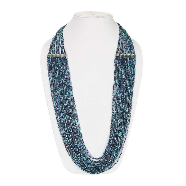 DCA multicolor necklace