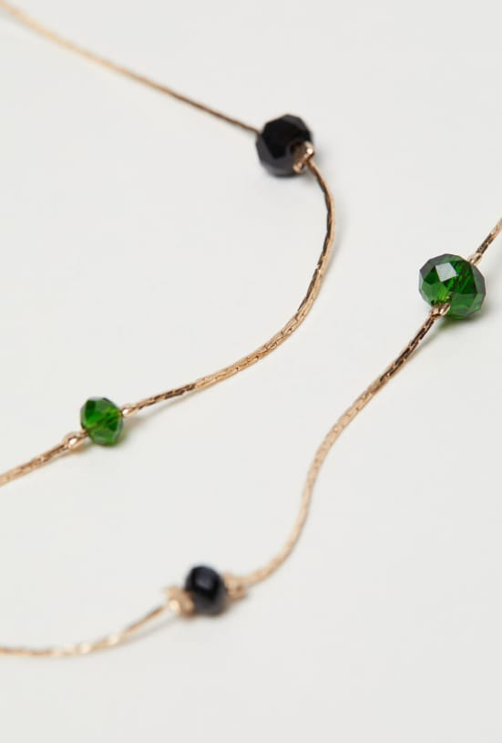 Two-strand necklace