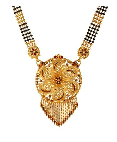 The Best Mangalsutra Designs To Buy Online For Indian Bride
