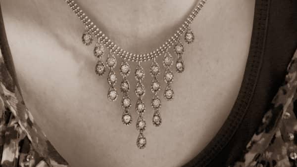 Craftsmanship in Antique Jewellery Designs