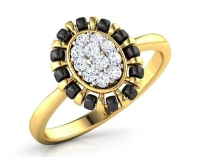 Mangalsutra ring