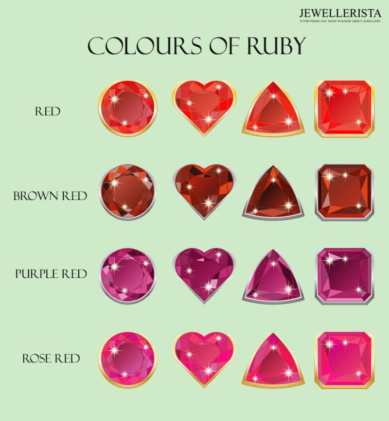 colors of ruby